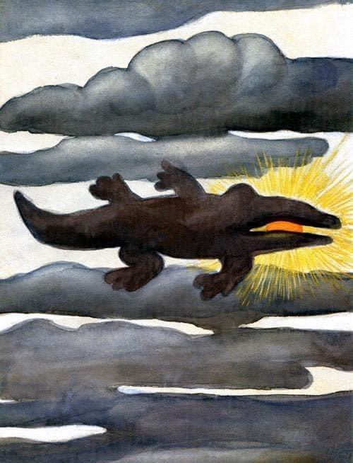 Краткое содержание Чуковский Краденое солнце за 2 минуты пересказ сюжета