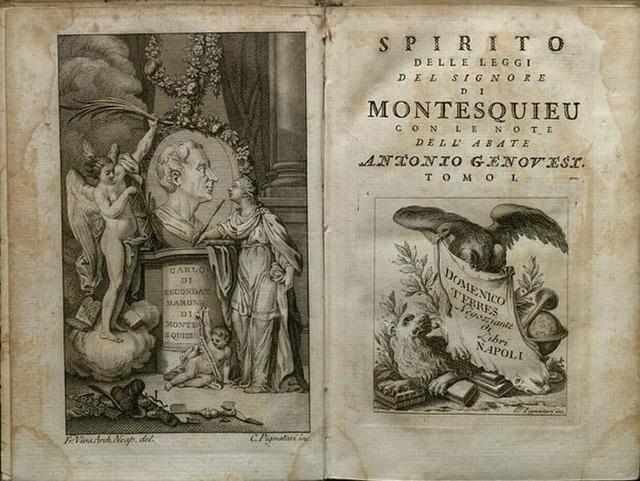 Краткое содержание О духе законов Монтескьё за 2 минуты пересказ сюжета