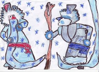 Краткое содержание сказки Два мороза за 2 минуты пересказ сюжета