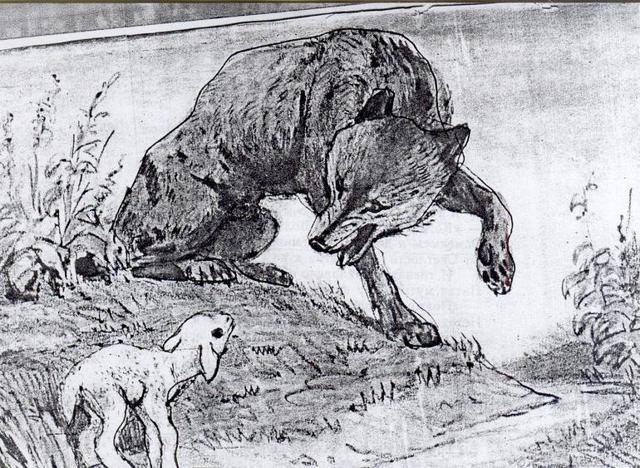 Краткое содержание Бедный волк Салтыков-Щедрин за 2 минуты пересказ сюжета