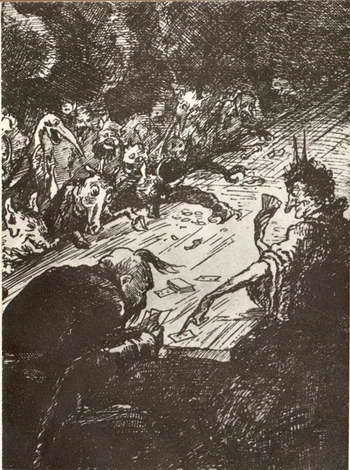 Краткое содержание Пропавшая грамота Гоголя за 2 минуты пересказ сюжета