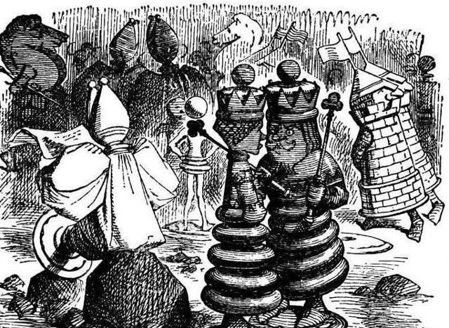 Краткое содержание Кэрролл Алиса в Зазеркалье за 2 минуты пересказ сюжета