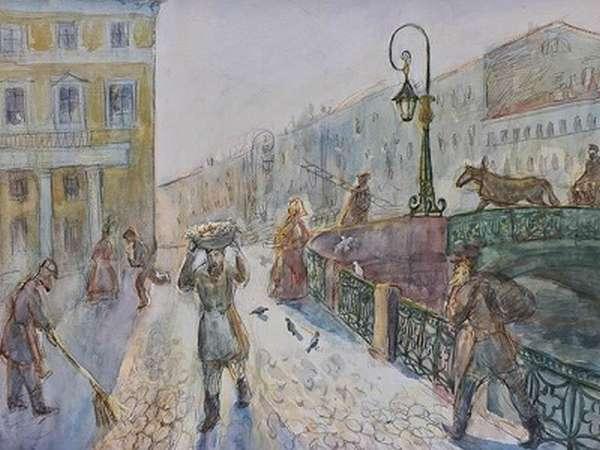 Краткое содержание Гоголь Невский проспект за 2 минуты пересказ сюжета