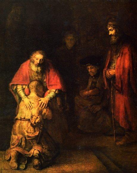 Краткое содержание Притча о блудном сыне за 2 минуты пересказ сюжета