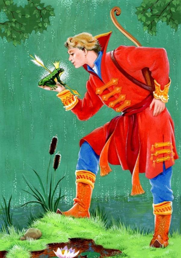 Краткое содержание сказки Царевна-лягушка за 2 минуты пересказ сюжета