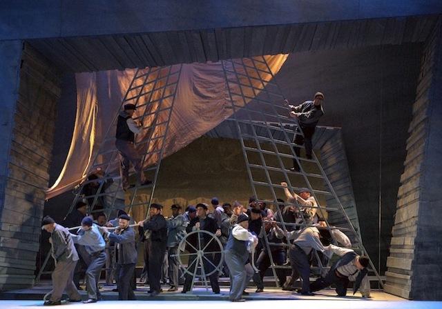 Краткое содержание оперы Вагнера Летучий голландец за 2 минуты пересказ сюжета