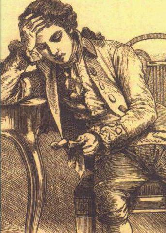 Краткое содержание Страдания юного Вертера Гёте за 2 минуты пересказ сюжета