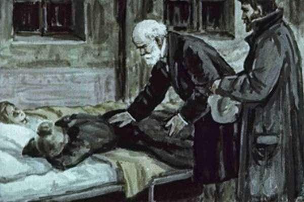 Краткое содержание Куприн Чудесный доктор за 2 минуты пересказ сюжета