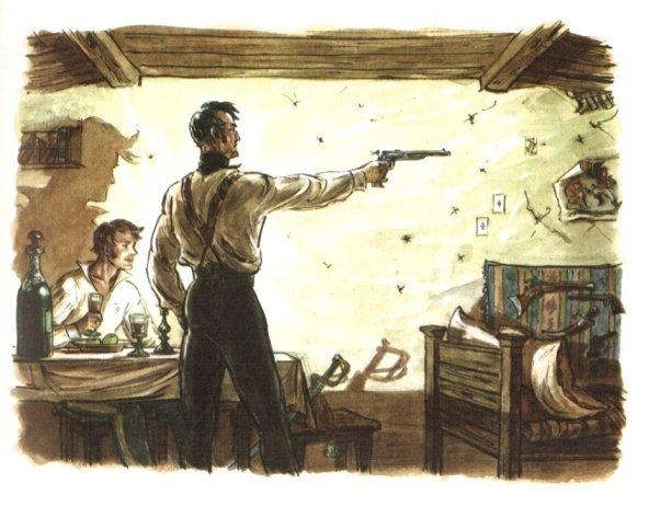 Краткое содержание Выстрел Пушкина (повести Белкина) за 2 минуты пересказ сюжета