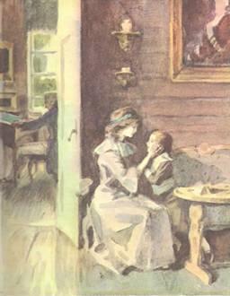Краткое содержание главы Наталья Савишна из повести Детство Толстого за 2 минуты пересказ сюжета