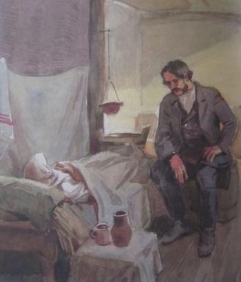 Краткое содержание Тургенев Уездный лекарь за 2 минуты пересказ сюжета