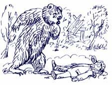 Краткое содержание Мой знакомый медведь Драгунского за 2 минуты пересказ сюжета