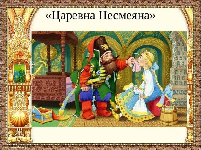 Краткое содержание Сказка Царевна Несмеяна за 2 минуты пересказ сюжета