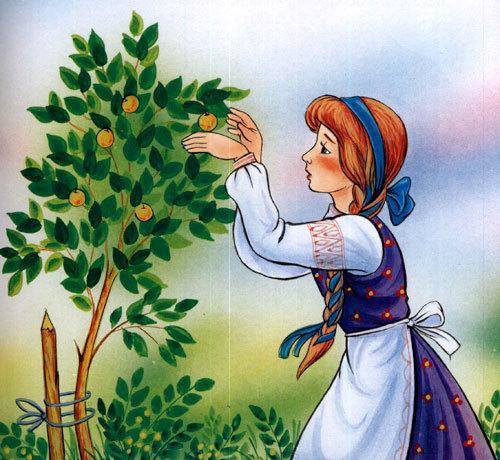 Краткое содержание сказка Крошечка-Хаврошечка за 2 минуты пересказ сюжета