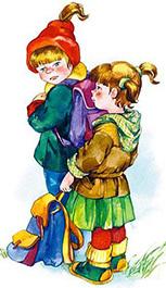 Краткое содержание рассказов Валентины Осеевой за 2 минуты