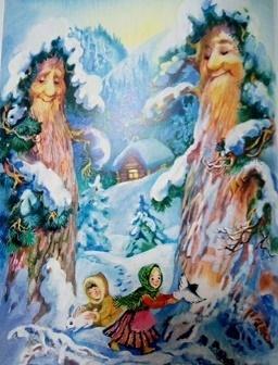 Краткое содержание Топелиус Зимняя сказка за 2 минуты пересказ сюжета