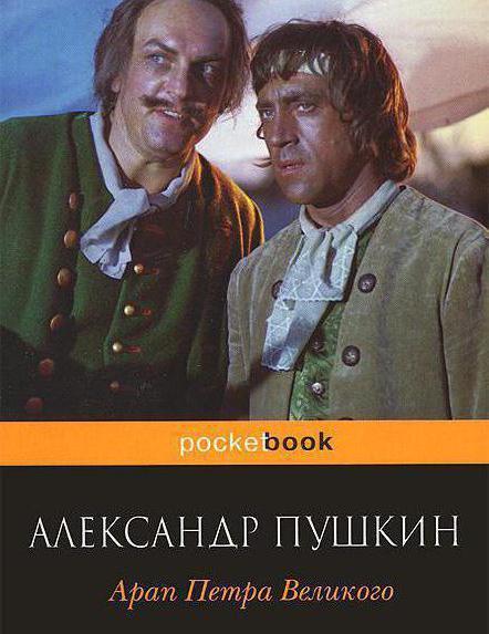 Краткое содержание Арап Петра Великого Пушкина за 2 минуты пересказ сюжета