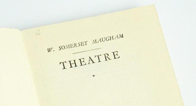 Краткое содержание Моэм Театр за 2 минуты пересказ сюжета