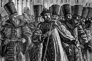 Краткое содержание Пушкин Борис Годунов за 2 минуты пересказ сюжета
