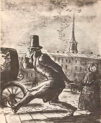 Краткое содержание Гоголь Нос за 2 минуты пересказ сюжета
