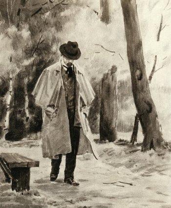 Краткое содержание Дом с мезонином Чехова за 2 минуты пересказ сюжета