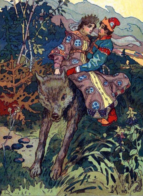 Краткое содержание Иван-царевич и Серый Волк сказка Жуковского за 2 минуты пересказ сюжета
