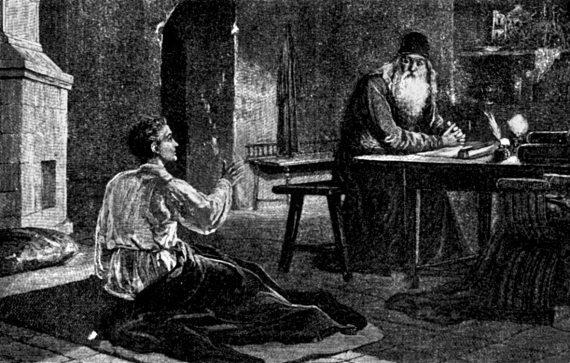 Краткое содержание Толстой Царь Борис за 2 минуты пересказ сюжета