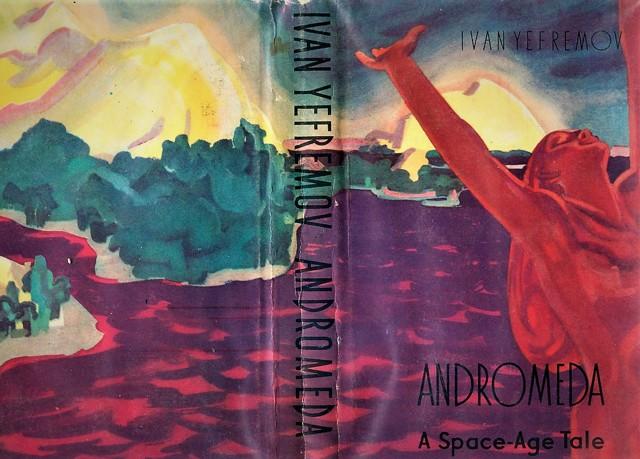 Краткое содержание Туманность Андромеды Ефремов за 2 минуты пересказ сюжета