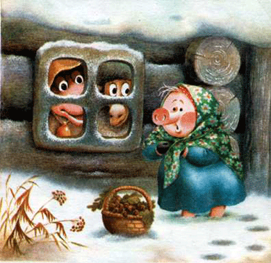 Краткое содержание Зимовье на Студёной Мамин-Сибиряк за 2 минуты пересказ сюжета