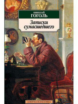 Краткое содержание Гоголь Записки сумасшедшего за 2 минуты пересказ сюжета
